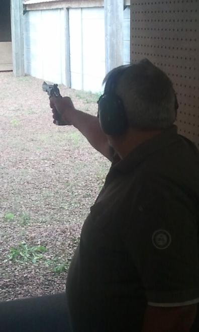 Daniel au revolver