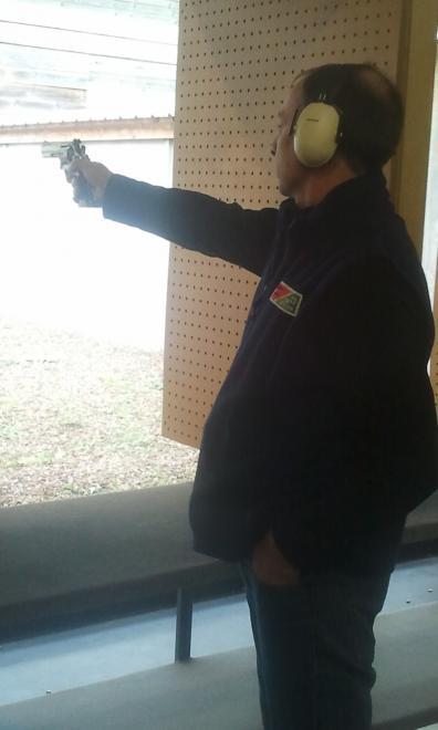 Philippe au revolver